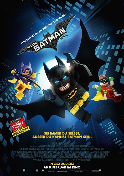 The Lego Batman Movie (Foto: Warner Bros. GmbH)