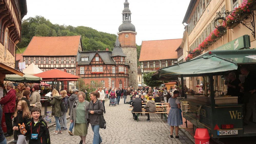 17. Lerchenfest in Stolberg